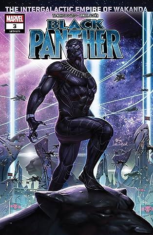 Black Panther (2018-) #3