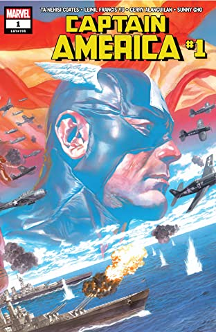 Captain America (2018-) No.1