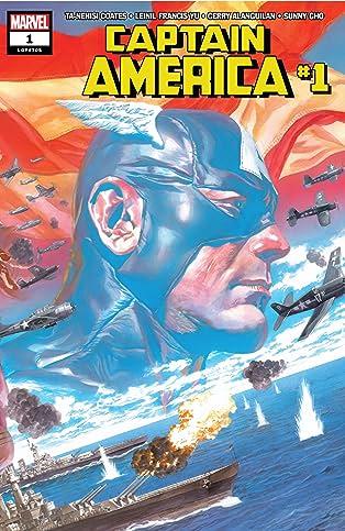 Captain America (2018-) #1