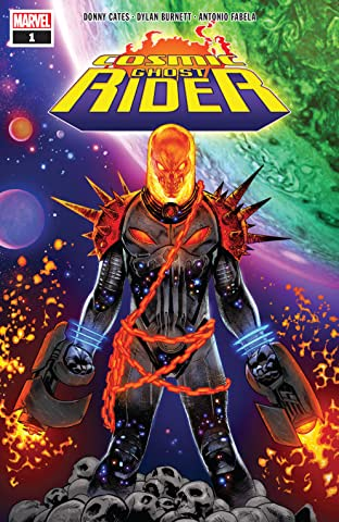 Cosmic Ghost Rider (2018) No.1 (sur 5)