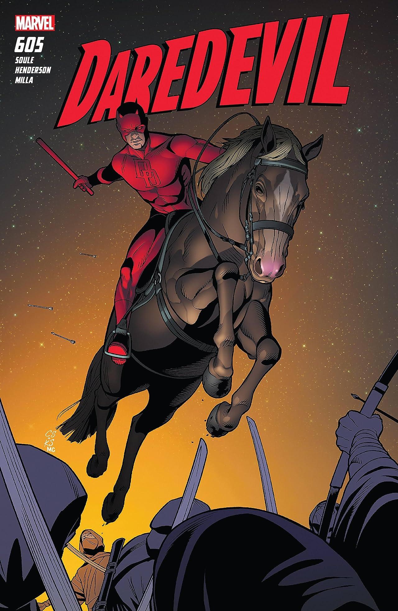 Daredevil (2015-) No.605
