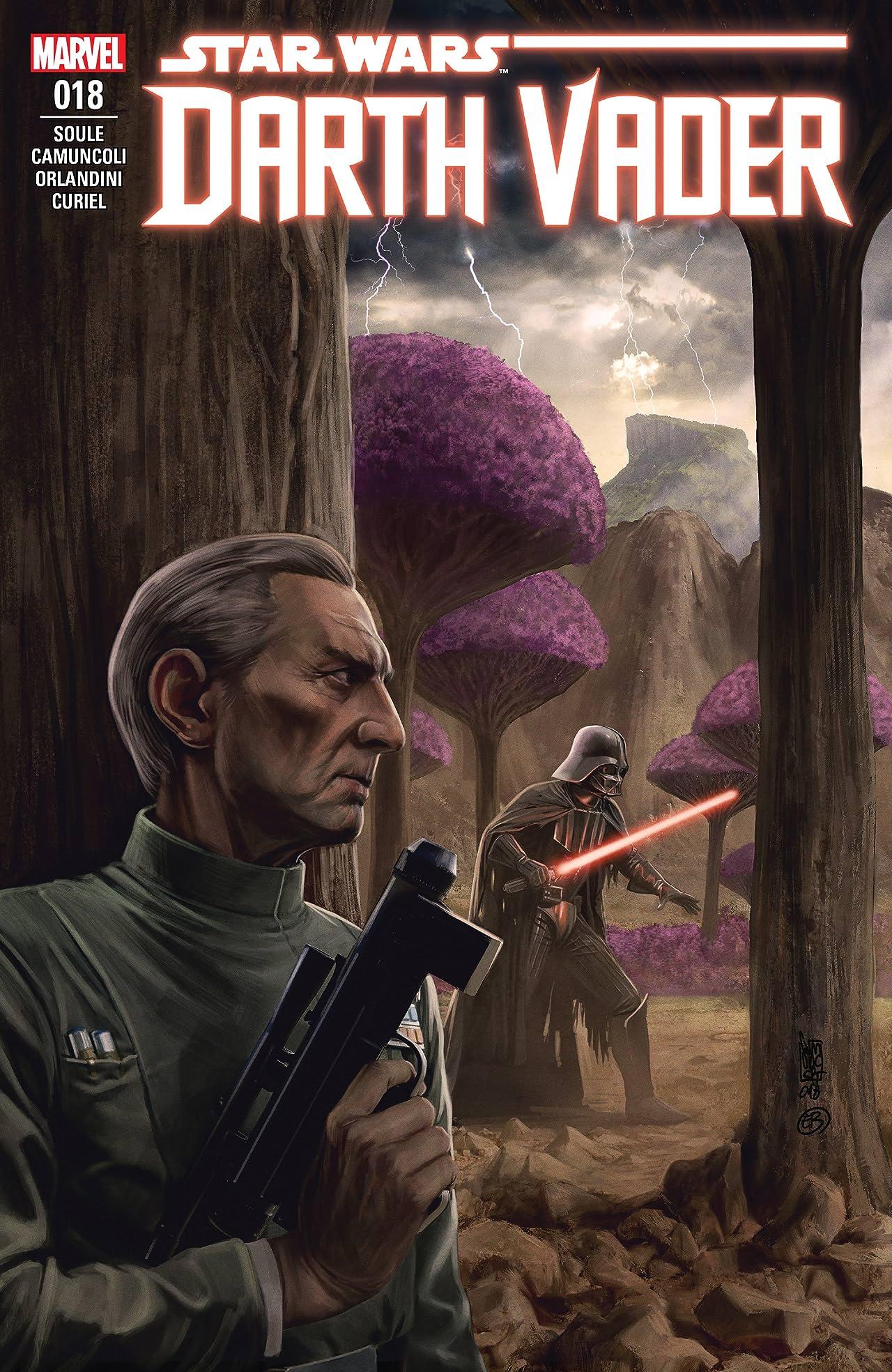 Darth Vader (2017-) No.18