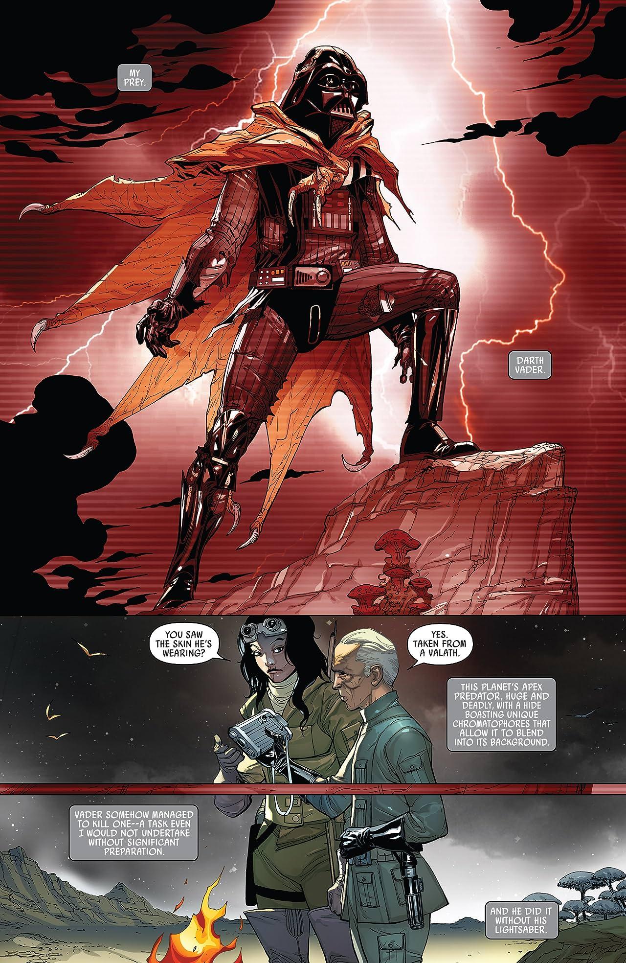 Darth Vader (2017-2018) #18