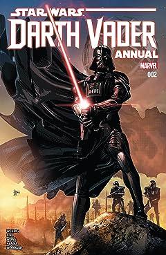 Darth Vader (2017-) Annual #2