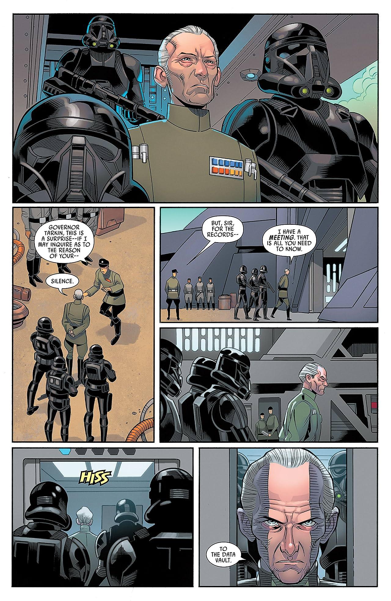 Darth Vader (2017-2018) Annual #2