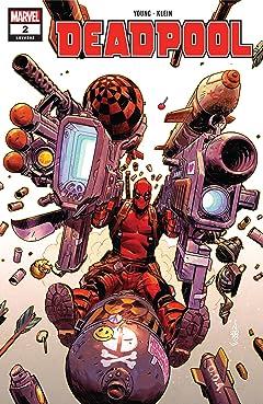 Deadpool (2018-2019) No.2