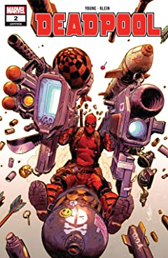 Deadpool (2018-2019) #2