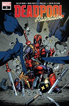 Deadpool: Assassin (2018) No.3 (sur 6)