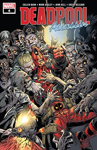 Deadpool: Assassin (2018) No.4 (sur 6)