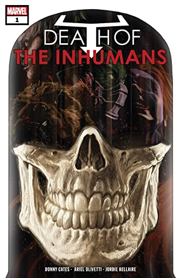Death Of The Inhumans (2018) #1 (of 5)