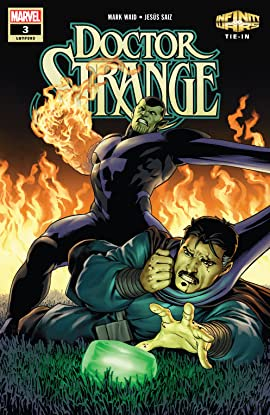 Doctor Strange (2018-2019) #3