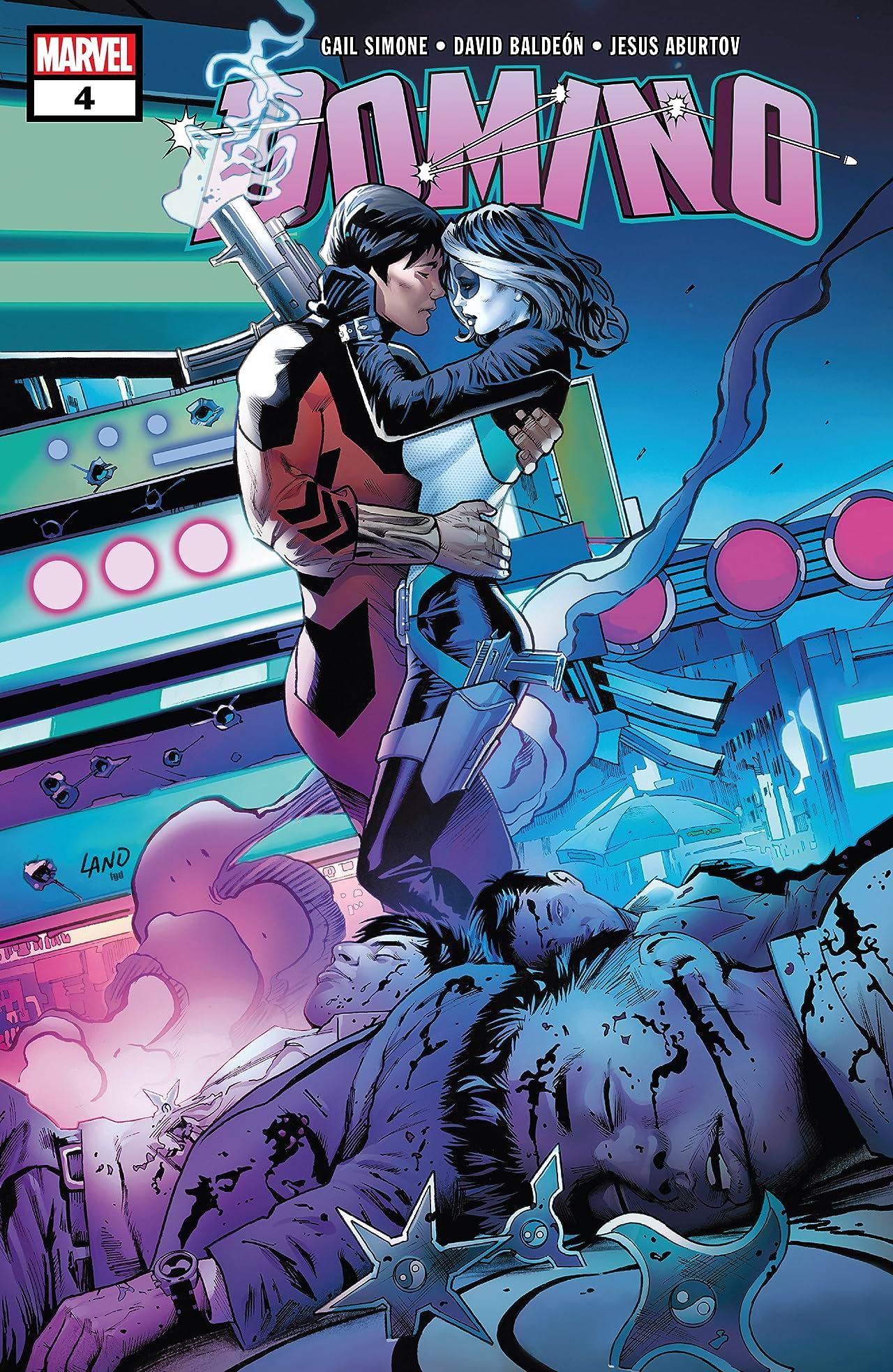 Domino (2018) #4