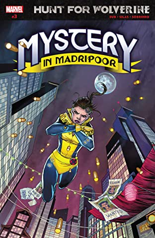 Hunt For Wolverine: Mystery In Madripoor (2018) No.3 (sur 4)