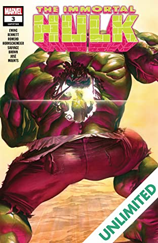 Immortal Hulk (2018-) #3
