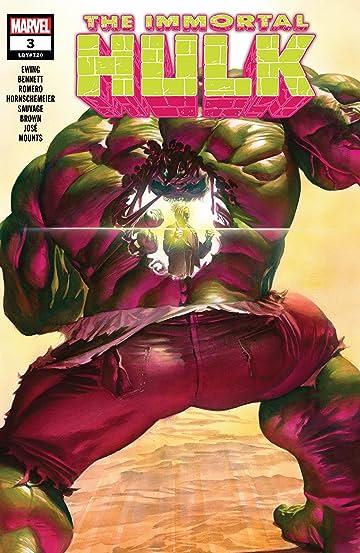 Immortal Hulk (2018-) #3