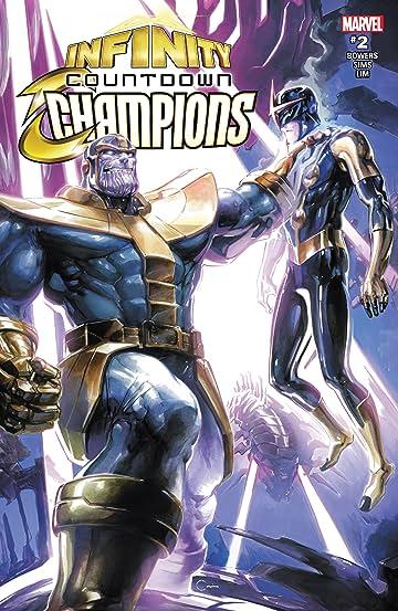 Infinity Countdown: Champions (2018) #2