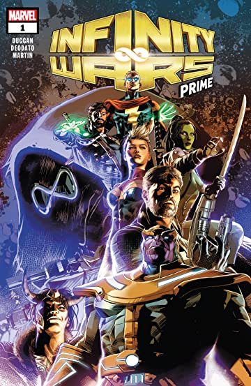 Infinity Wars Prime (2018) #1