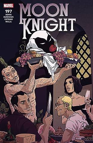 Moon Knight (2017-) #197