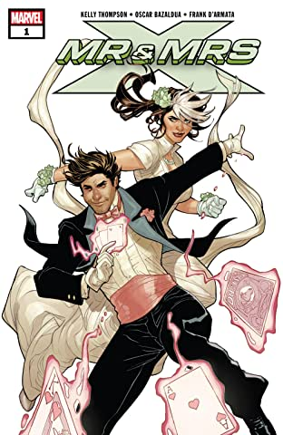 Mr. and Mrs. X (2018-) #1
