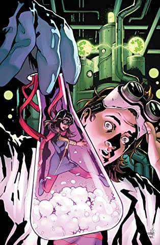 Ms. Marvel (2015-) #32