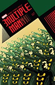 Multiple Man (2018) #2 (of 5)