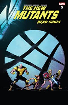 New Mutants: Dead Souls (2018) #5 (of 6)