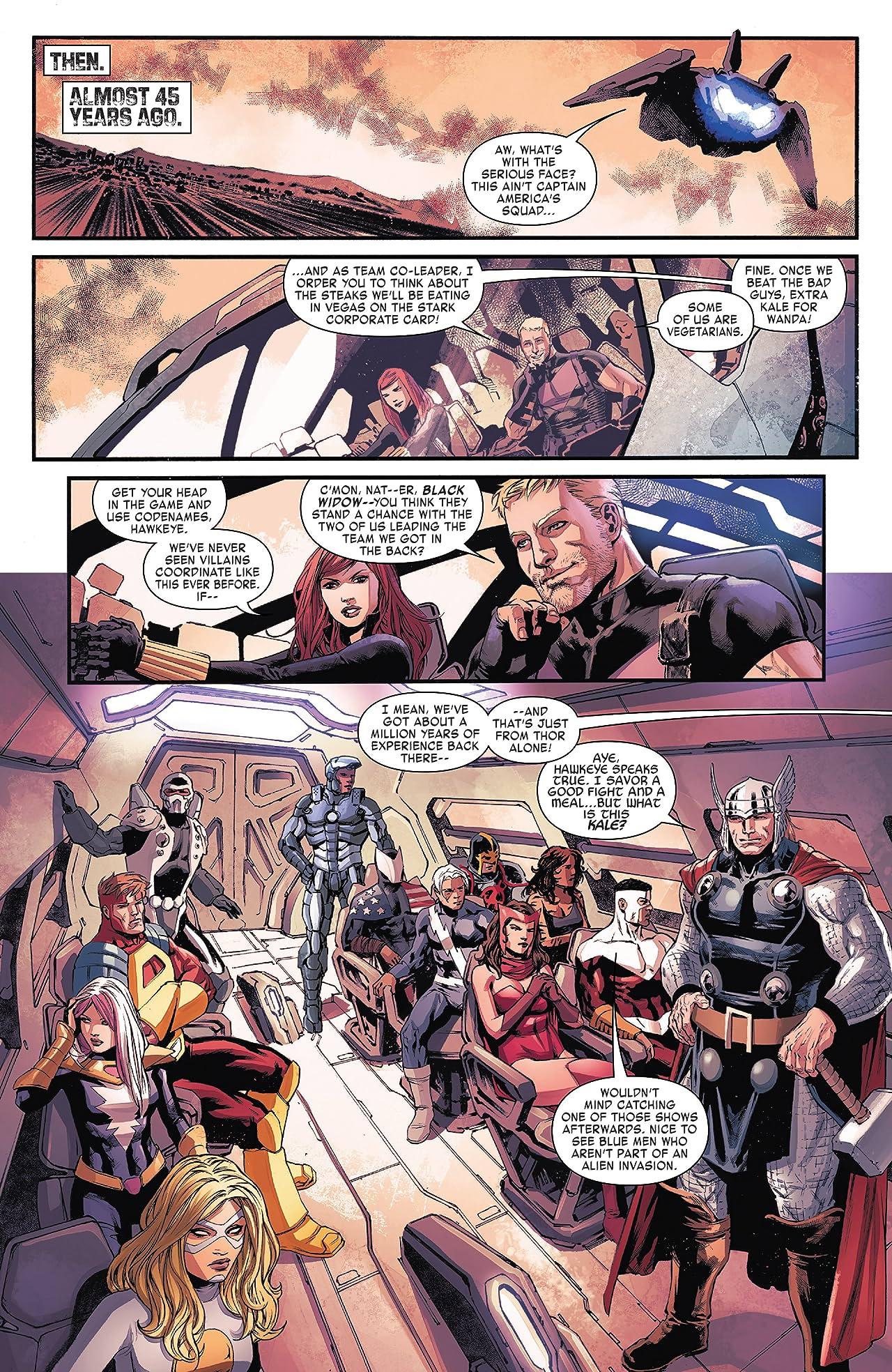 Old Man Hawkeye (2018-) #7 (of 12)