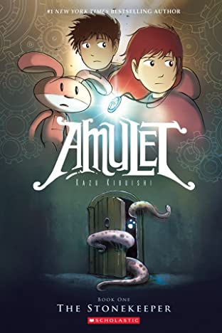 Amulet No.1: The Stonekeeper