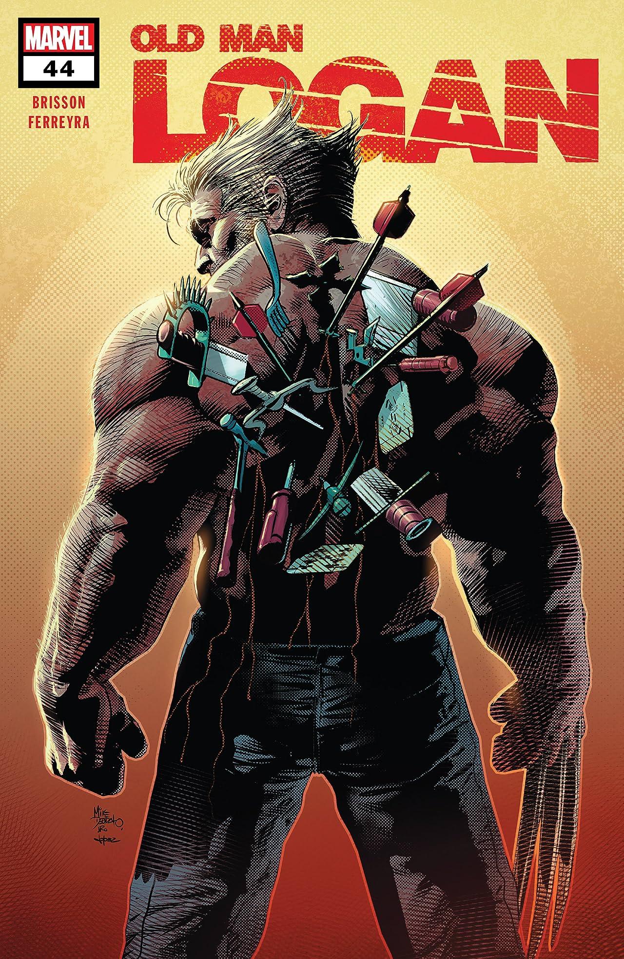 Pld Man Logan Returns To Wasteland