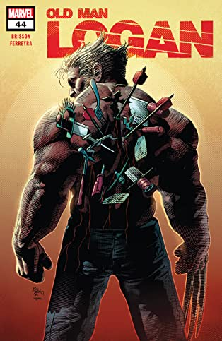 Old Man Logan (2016-2018) #44