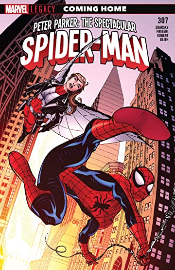 Peter Parker: The Spectacular Spider-Man (2017-) #307