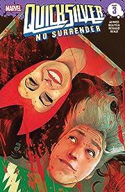 Quicksilver: No Surrender (2018) #3 (of 5)