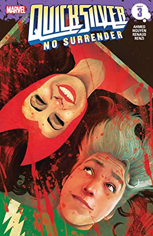 Quicksilver: No Surrender (2018) No.3 (sur 5)
