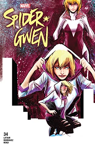 Spider-Gwen (2015-) #34