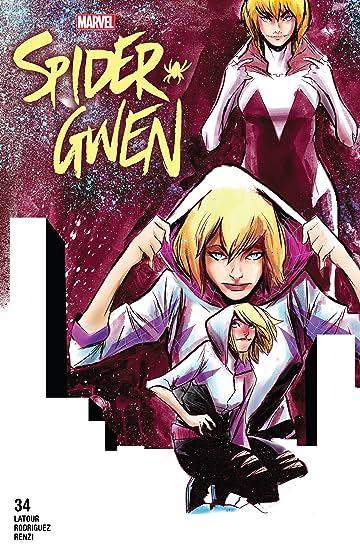 Spider-Gwen (2015-2018) #34