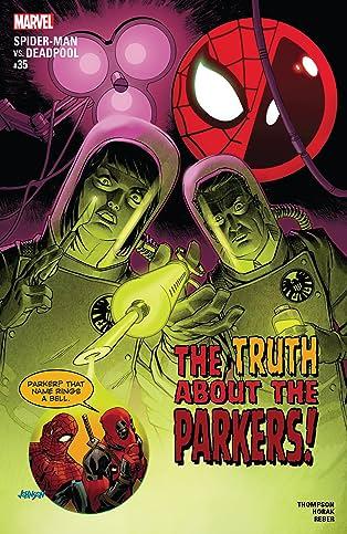 Spider-Man/Deadpool (2016-2019) #35
