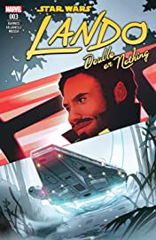 Star Wars: Lando - Double Or Nothing (2018) #3 (of 5)