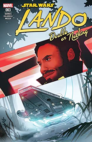 Star Wars: Lando - Double Or Nothing (2018) No.3 (sur 5)