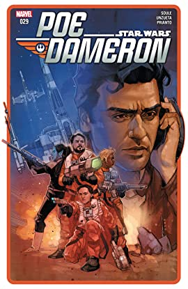 Star Wars: Poe Dameron (2016-2018) #29