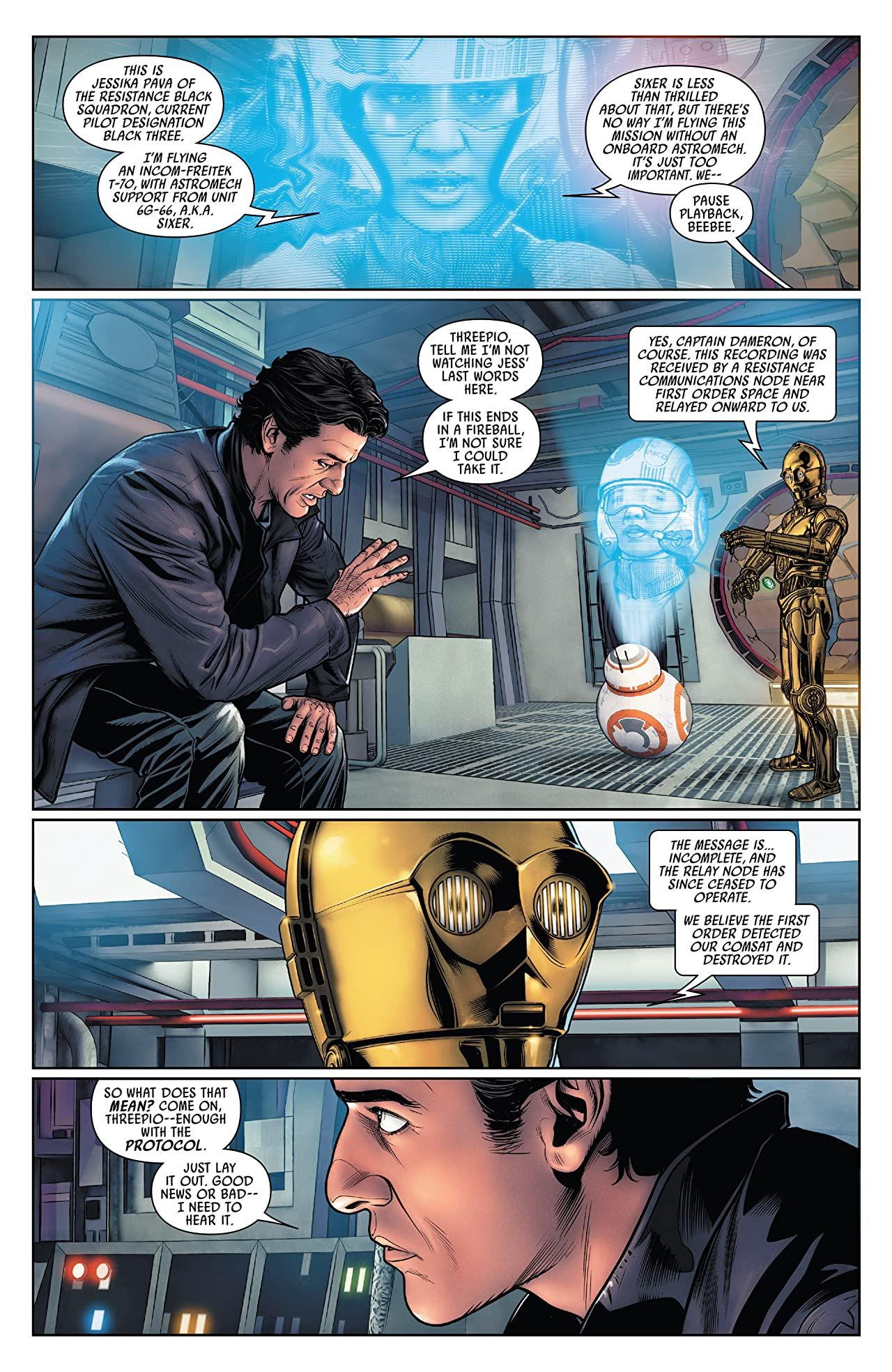 Star Wars: Poe Dameron (2016-) #29
