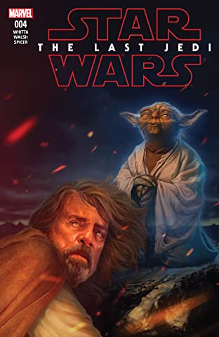 Star Wars: The Last Jedi Adaptation (2018) #4 (of 6)
