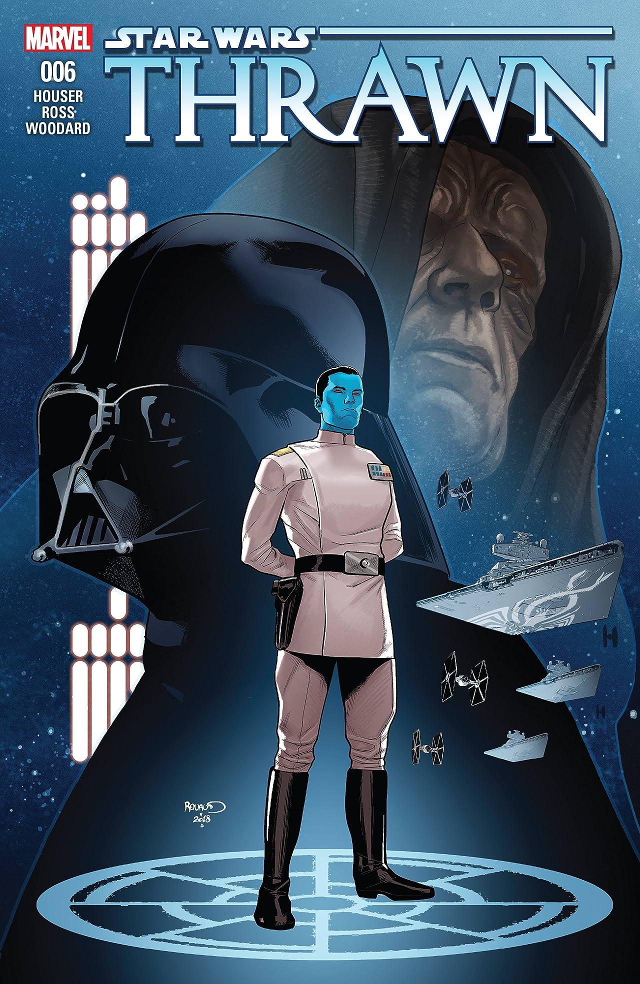 Star Wars: Thrawn (2018) No.6 (sur 6)