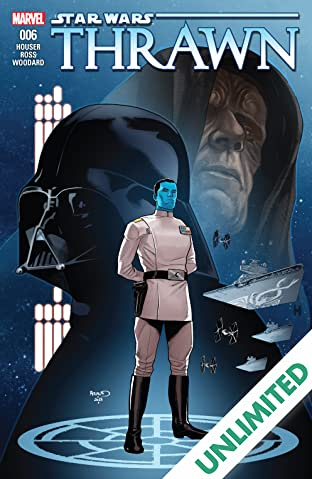 Star Wars: Thrawn (2018) #6 (of 6)
