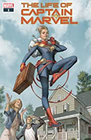 The Life Of Captain Marvel (2018) #1 (of 5)