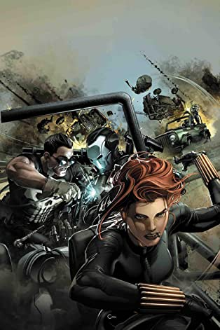 The Punisher (2016-) #227