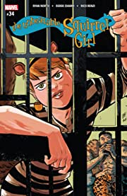 The Unbeatable Squirrel Girl (2015-) #34