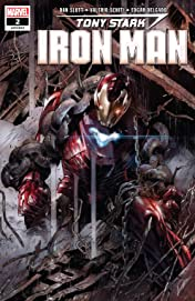 Tony Stark: Iron Man (2018-) #2