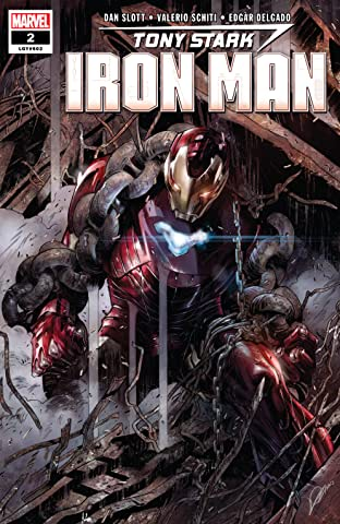 Tony Stark: Iron Man (2018-) No.2