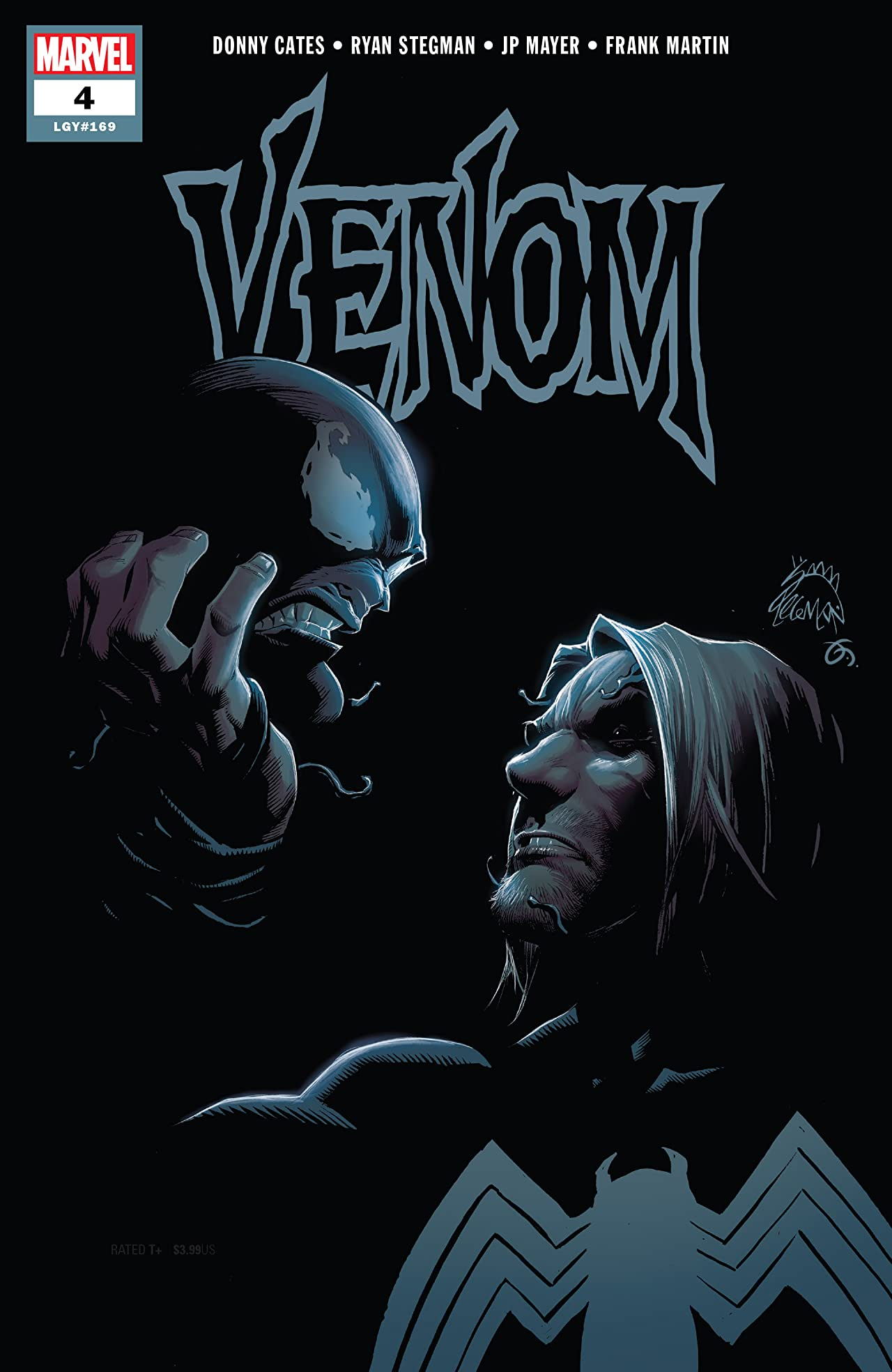 Image result for venom issue 4 2018