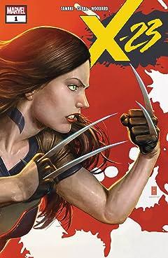 X-23 (2018-) #1